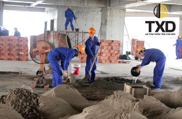 Cung cấp nhân công xây dựng uy tín tại Hà Nội năm 2020