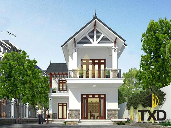 Báo giá xây dựng biệt thự thô và hoàn thiện năm 2020