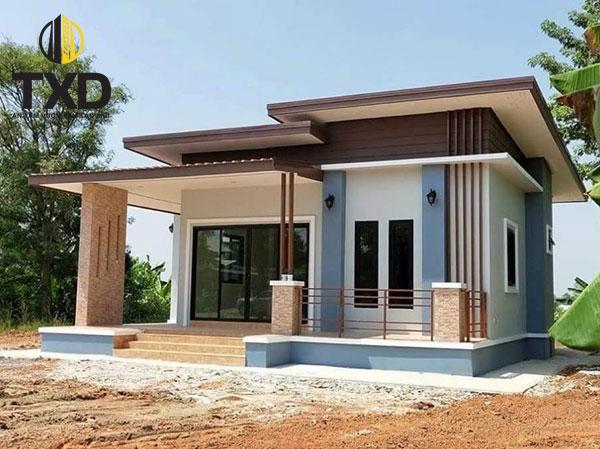 [50+] Mẫu Nhà Cấp 4 Đẹp Nhất Việt Nam Năm 2020