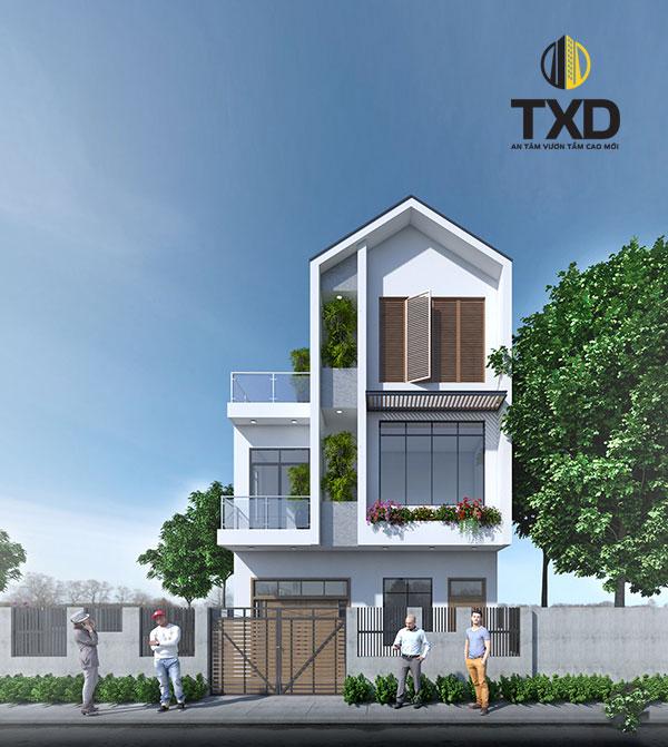 500 mẫu thiết kế nhà ở gia đình miễn phí đa phong cách