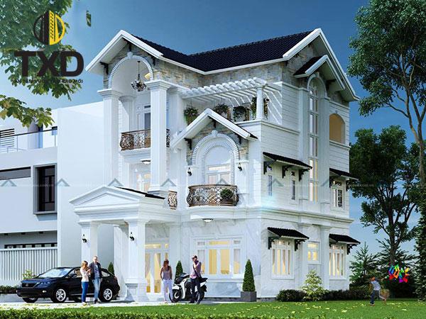 10 mẫu nhà 2 tầng chi phí xây 700 triệu đẹp