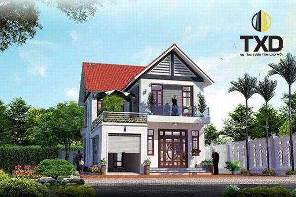 Những mẫu thiết kế nhà ở đẹp, chất lượng và hiện đại nhất