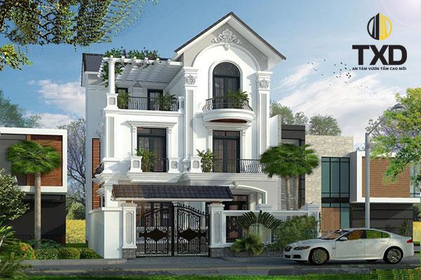 Tổng hợp xu hướng, các mẫu thiết kế kiến trúc nhà ở, biệt thự, nhà phố