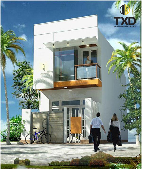 Cách tính chi phí xây nhà 2 tầng hết bao nhiêu tiền đầy đủ