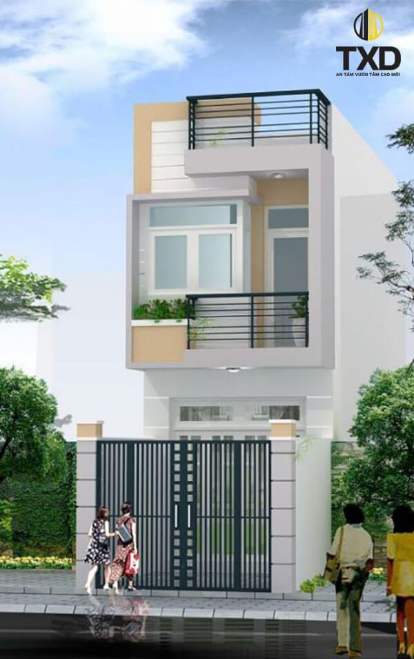 Những khoản chi phí xây nhà 2 tầng cần chuẩn bị