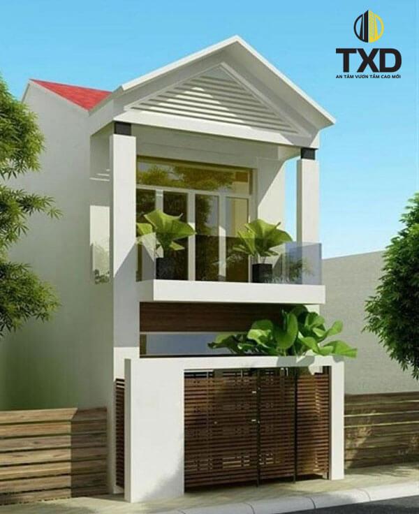 Chi Phí Xây Nhà 2 Tầng Áp Dụng Giá VLXD 2020