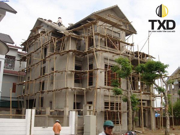 Xây Nhà Trọn Gói Tại Hà Nội - Xây Sửa Nhà Phố Nhà Khung Thép