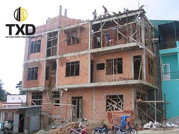 Báo giá xây nhà trọn gói tại Quận Hai Bà Trưng Hà Nội