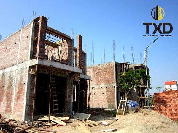dịch vụ xin giấy phép xây dựng nhà ở quận hai bà trưng hà nội