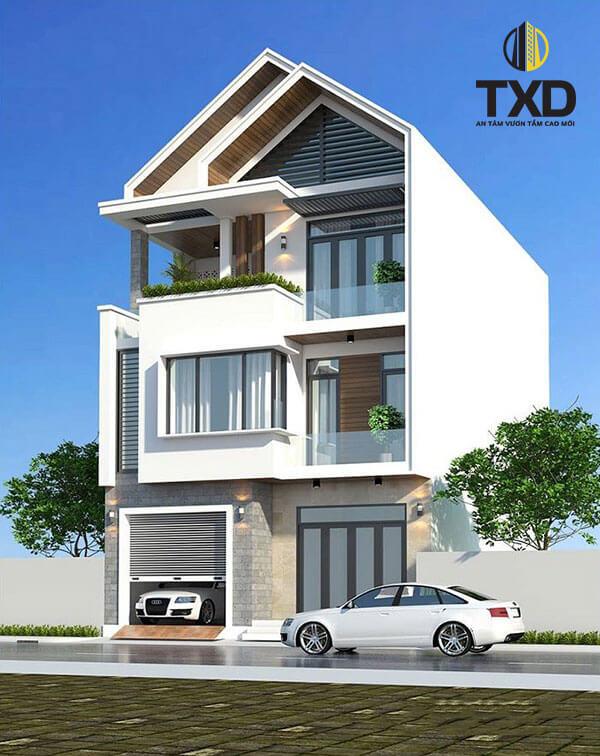 Báo giá xây nhà trọn gói tại Quận Hoàn Kiếm Hà Nội