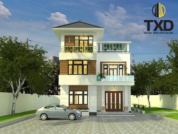 Báo giá thiết kế thi công nhà đẹp trọn gói, giá rẻ tại Đà Nẵng