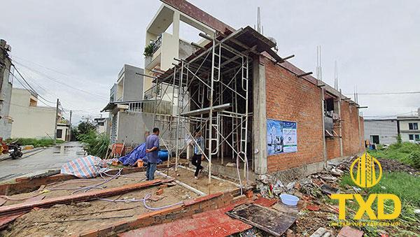 Bảng Giá xây dựng nhà phố trọn gói tại Hà Nội năm 2021