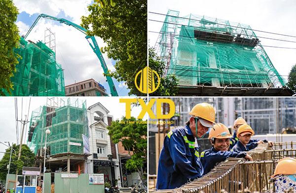 Báo giá xây nhà trọn gói 2021 - Một trong những đơn vị đi đầu