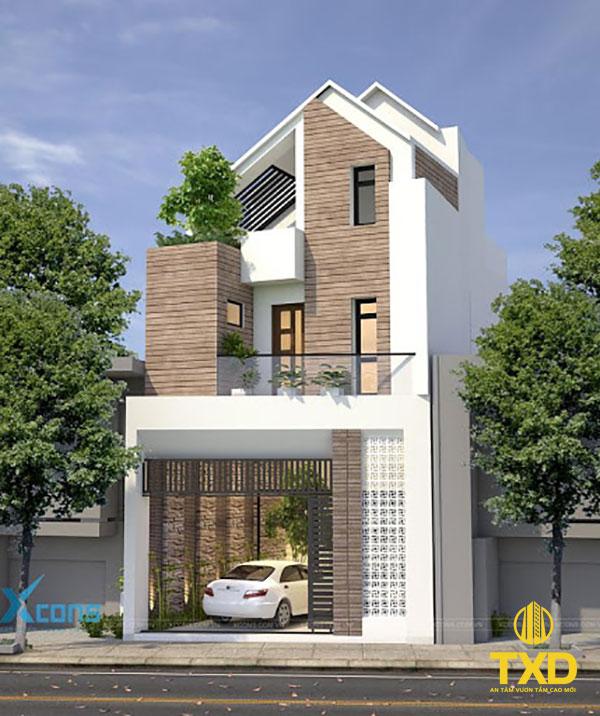 Báo giá xây nhà thô trọn gói tại Hà Nội