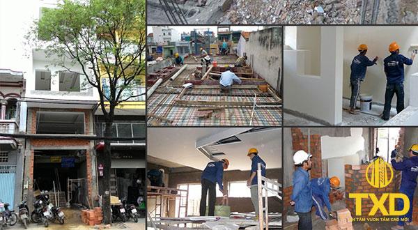 Báo giá thiết kế và xây nhà trọn gói tại Hà Nội