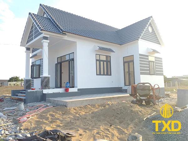 Đơn giá xây dựng nhà ở trọn gói tại Hà Nội năm 2021