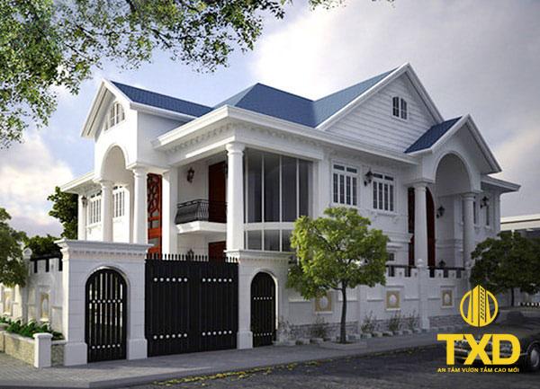 Báo giá Xây nhà trọn gói tại Hà Nội năm 2021 thiết kế nhà
