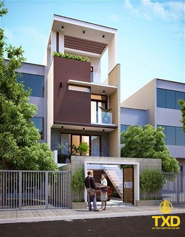 TOP 10 Báo giá Chi phí Xây nhà phố giá rẻ năm 2021