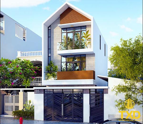 Bảng giá xây dựng nhà phố trọn gói tính theo m2