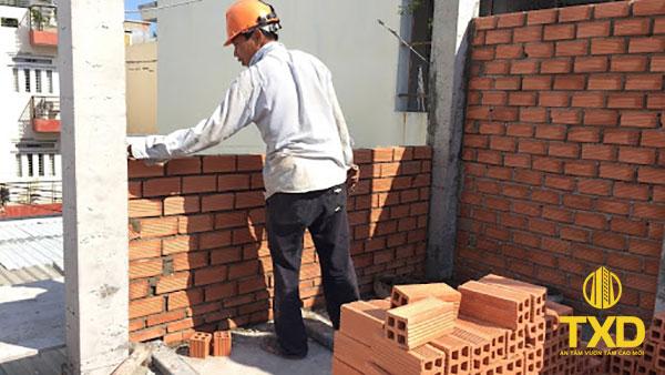 Báo giá nhân công xây thô và hoàn thiện nhà