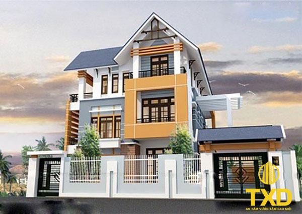 Giá Xây Nhà Theo m2 2021