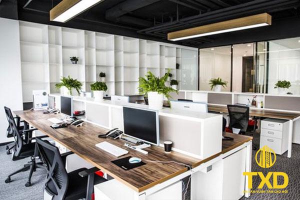 Thi công nội thất văn phòng trọn gói