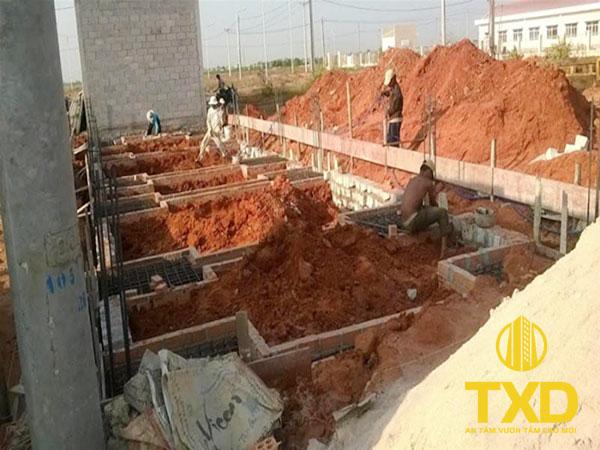 Các tiêu chuẩn lựa chọn loại móng trong xây nhà cấp 4